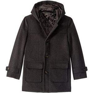 Ralph Lauren Kids Hooded Duffle Coat 20R